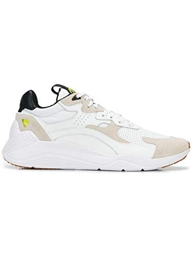 Alexander McQueen MCQ Women's 544903R25639018 White Leather Sneakers