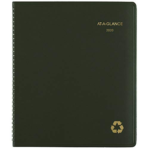 AT-A-GLANCE 2020-2021 Monthly Planner, 9