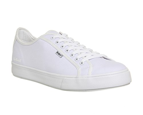 Kickers Casual, Zapatillas Tovni Lacer Blanco Blanco - blanco