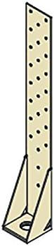 【10個】 カネシン ホールダウン金物(引き寄せ金物) HD-N25 Zマーク 軸組工法用 [土台又は基礎と柱の接合及び上下階の柱相互の接合] アミ 【代不】