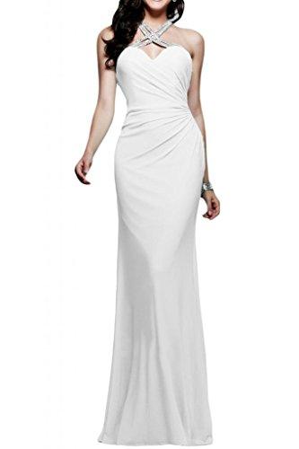 vestidos por de de gasa de Prom la duro de blanco Sirena largo la de de Rueckenfrei fiesta de Toscana vestidos novia fútbol glamour la noche BqazOZwOY