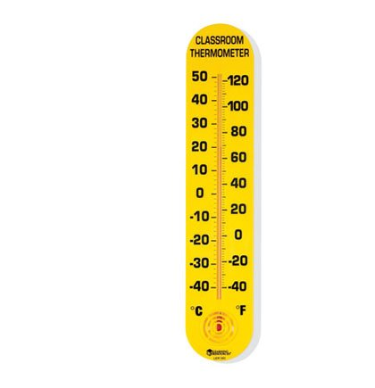 Thermometer Classroom Giant (LEARNING RESOURCES Classroom Thermometer)