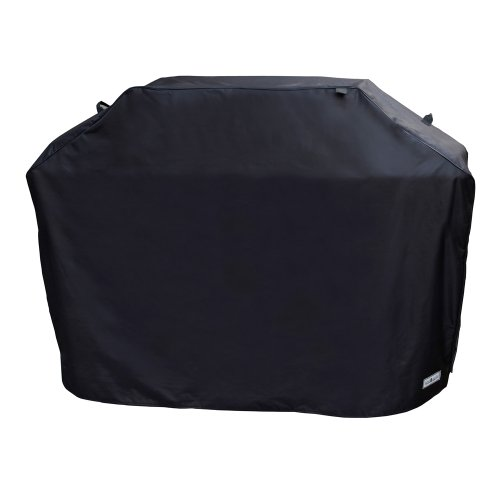 Patio Armor SF40269 60-Inch Premium Medium Wide Grill Cover, Black