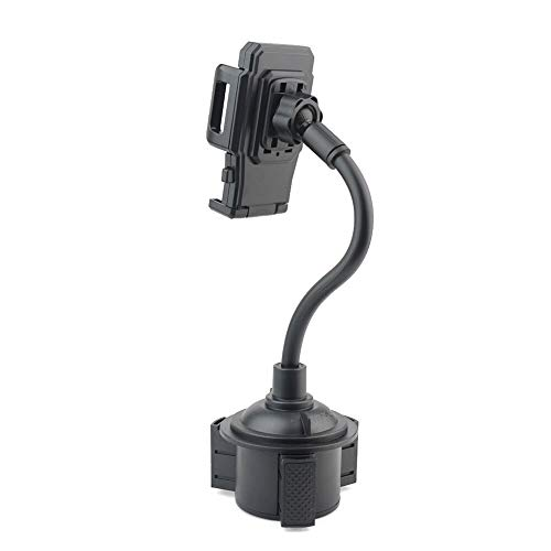 Felix-Box - Car Gooseneck Cup Holder Stand Mount 360 Degree Adjustable for Mobile Phones CSL88