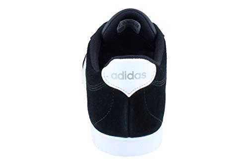 adidas Plamat Ftwbla Fitnessschuhe Negbás 000 Schwarz Damen Courtset rOqw8r7