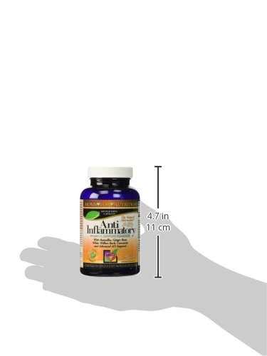All-Natural Anti-Inflammatory Essential Synergy Women's Support Formula With A Proprietary Blend of 12 Herbs, Enzymes and Botanicals