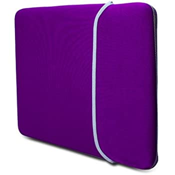 Amazon Com Gmyle Tm Deep Purple Lycra Soft Sleeve Bag