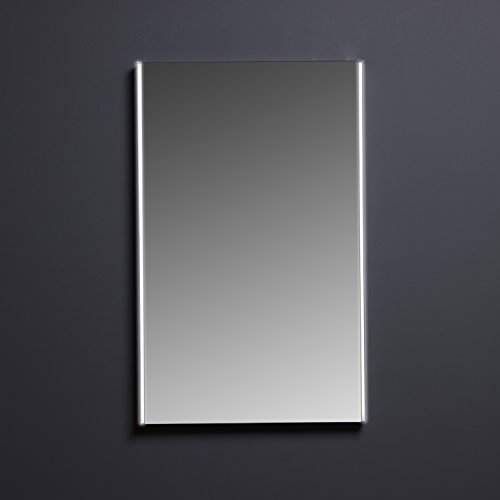 free shipping MAYKKE Peyton 20x32  LED Mirror with Defogger Wall Mounted Lighted Bathroom Vanity & free shipping MAYKKE Peyton 20x32