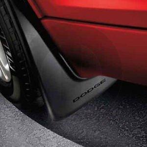 82212021AC & 82212022AC Dodge Durango Splash Guards - Front and Rear Set
