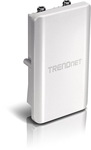 TRENDnet Long Range 11n 2.4GHz Wireless Outdoor PoE Access Point IP67, TEW-739APBO