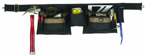 CLC Work Gear 1429 12 Pocket Tool Belt Work Apron by ...