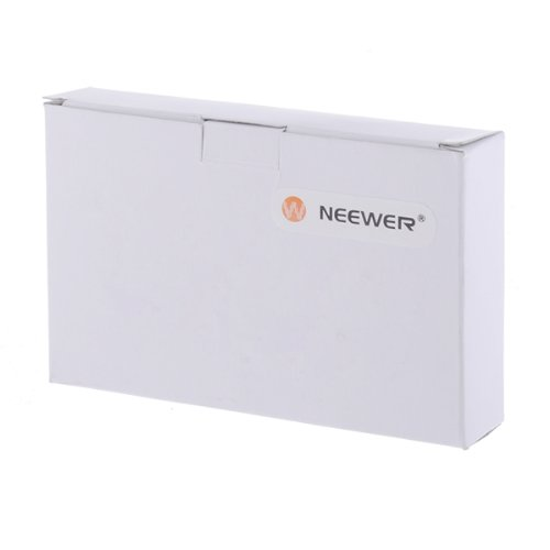 Neewer Professional Smooth Hollow Quick Release Clamp for Camera