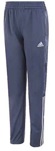 (adidas Boy's Youth Tech-Fleece Track Pants (Small, Dark Grey))