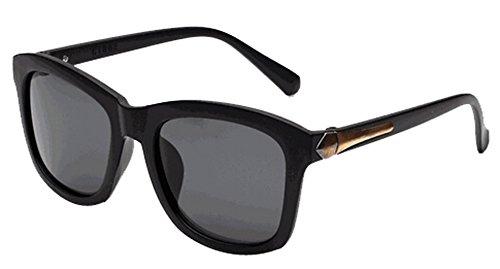 Vintage Wayfarer Classic Sunglasses Various Colors(Black Frame , Grey One - Sunglasses Ban Rey