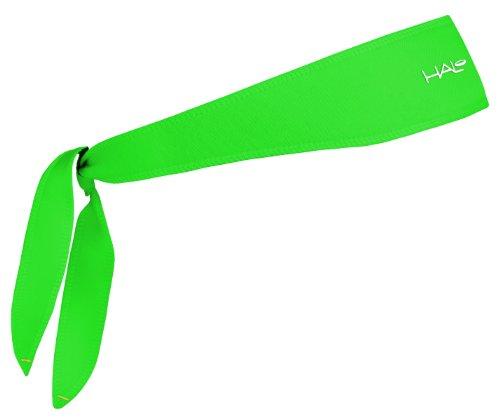 Halo Headband Sweatband Tie Bright Green by Halo Headbands (Image #1)