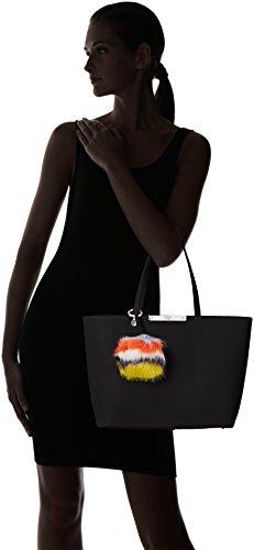 Britta Mujer De Mano Negro Boslos nero Guess Shopper awFH6qad