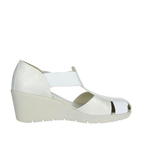Cinzia Soft IE1953.001 Sandal Damen Weiß