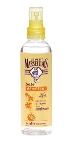 Le Petit Marseillais Zerstäuber Conditioner Haaröl mit Jasmin und Grapefruit 200 ml aus Frankreich