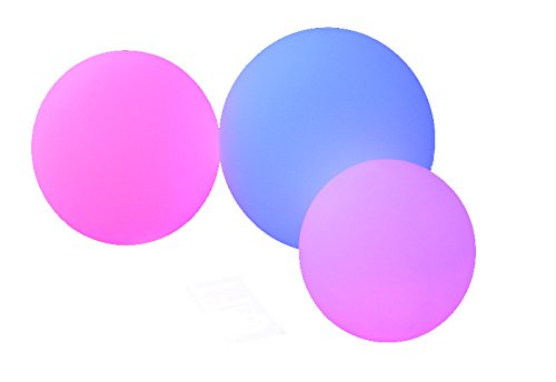 Fantado 12'' Ultra Color Changing Rainbow Orb by PaperLanternStore by Fantado