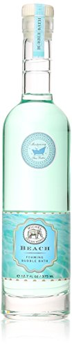 Michel Design Works Luxury Scented Bubble Bath, 12.7 Ounce, Beach