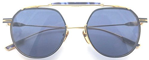 Jacques Marie Mage QUANAH MARINE Gold - Marie Sunglasses Jacques Mage