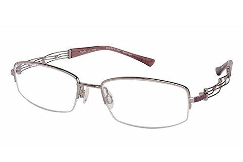 Charmant Line Art Women's Eyeglasses XL2015 XL/2015 PK Pink Optical Frame - 2015 Ladies Frames Glasses
