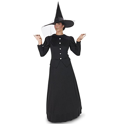 Wicked Witch Adult Costume S (Wicked Witch Of The West Broom)
