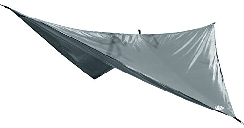 Equip Hammock Rainfly, Gray by Equip