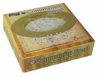 Communion - Soft Bread Square (Pk/500)