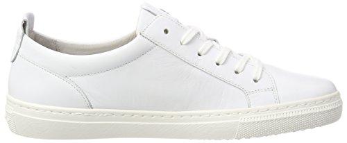 Gabor Women's Jollys Derbys, White White (Weiss Weiss 21)
