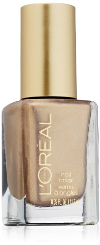 L'Oreal Paris Colour Riche Nail, Because You're Worth It, 0.39 Ounces