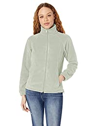 Columbia Women's Benton Springs Full Zip Jacket, Soft Fleece with Classic Fit