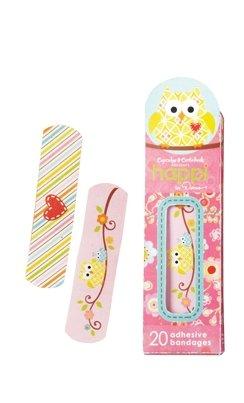 Two's Company Happi Owl Bandges