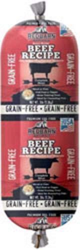 Redbarn Grainfree Rolled Dog Food Beef (3 Lbs)