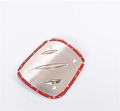 Yueng Auto /Öl Tankdeckel Dekorative Abdeckung Trim 1-Pack