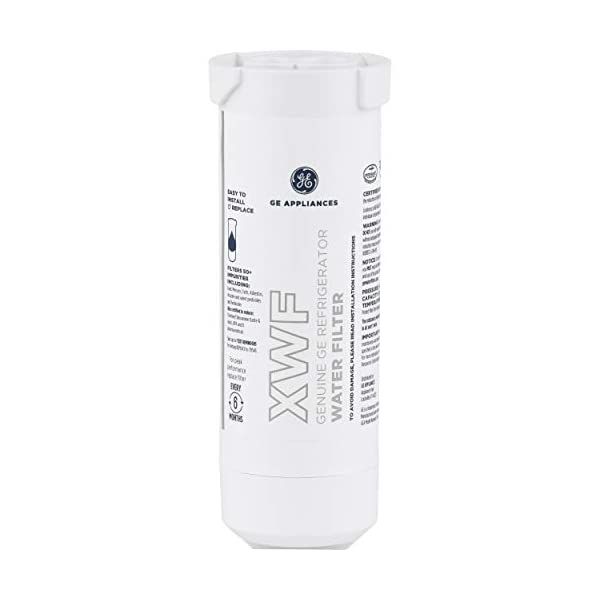 General Electric Co GE XWF Refrigerator Water Filter