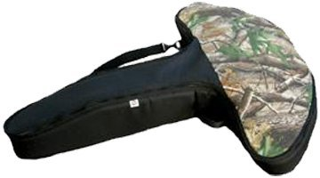 Bow Case Neet - Neet Xc-102 Black with Breakup Accents Crossbow Case
