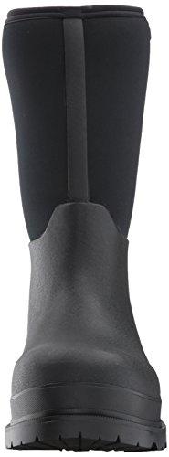 Bogs Hombres Stockman (composite Toe) Zapatos De Caza Negro