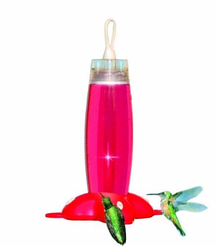 (Garden Song 271 Rose Petal 19-Ounce Hummingbird Feeder)