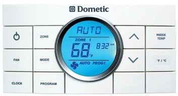 Dometic Digital Comfort Control Center - White