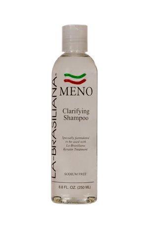 La-Brasiliana Meno Clarifying Shampoo 4 oz