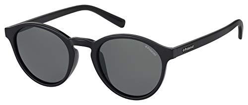 Polaroid – PLD 1013/S – Sonnenbrille Herren Runde – Leichtes Material – Polarisiert – Schutzkasten inklusiv