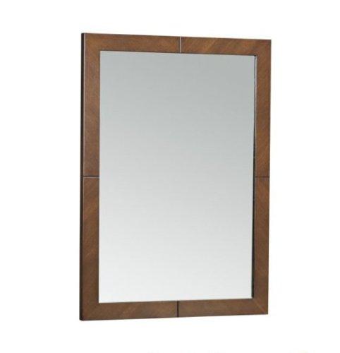 Kohler K-2509-F39 Clermont Mirror, Oxford - 24-Inch W by 33-Inch H Ailanthus solids and quarter sawn ash veneers Catalyzed polyurethane finish - bathroom-mirrors, bathroom-accessories, bathroom - 31vRVwaYuLL -