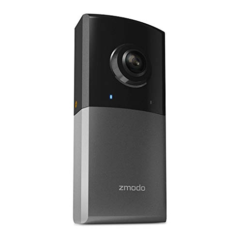 Zmodo Sight 180 Full HD 1080p Outdoor Wireless Security Camera, 180 Degree Viewing Angle - Works with Alexa