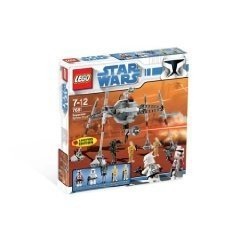 (LEGO 7681 Separatist Spider Droid (Star Wars spider droid))