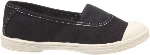 Little Cerise Basic 01, Mädchen Sneaker Schwarz (Black)