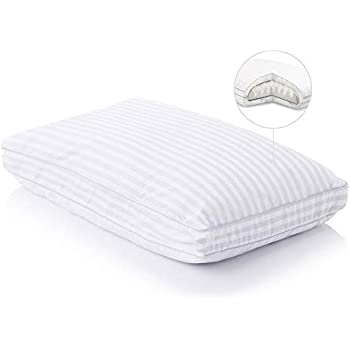 Amazon Com Z Convolution Pillow Gel Infused Dough