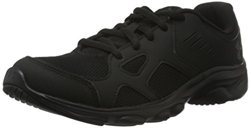 Under Armour Unisex Kids' Gs Pace Running Shoes Black (Black) v1Rw1JhH