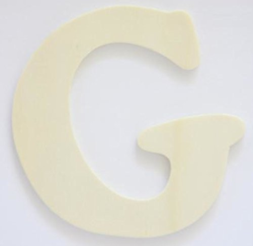 Craft Wooden Wood Letter Alphabet G Wedding Party Home Decor (Letter G Crafts)