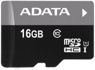 Adata Microsd 16gb Speicherkarte Schwarz Grau Computer Zubehör